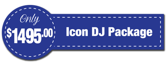 Icon DJ Package