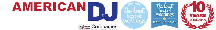 TADJC: The American DJ Company | Dallas Area Professional Wedding DJs